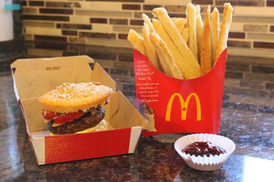 Vegan Dessert - Mcdonalds
