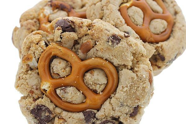 cookie pretzel #1