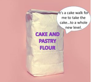 Cake+Pastry Flour