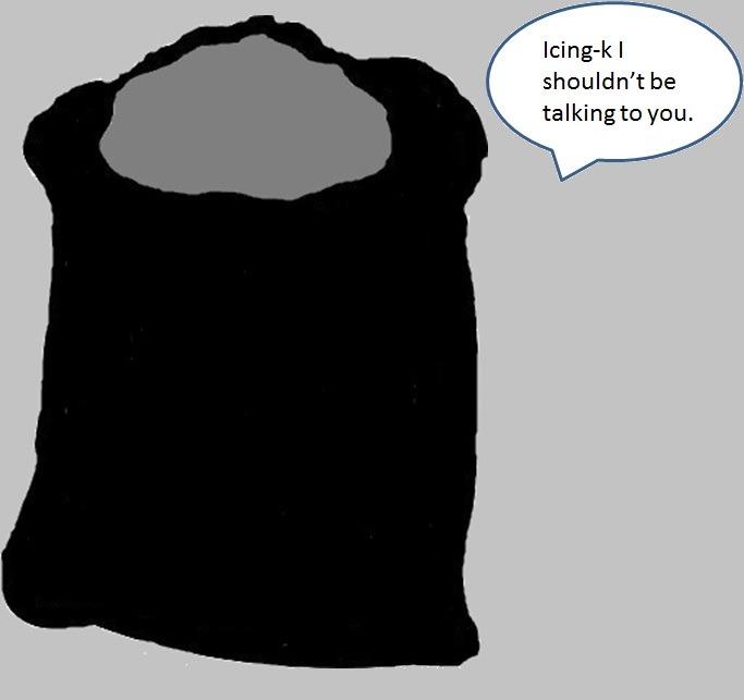 Icing Sugar Bag