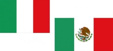 Italy vs Mexico